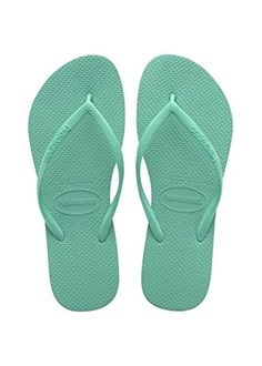 Havaianas Women's Slim Mint Green Rubber Sandal - 8M any good, is it worth it Review and Ratings