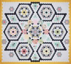 ...and your dreams may come true! Each kit includes: - Pattern - Paper Pieces and Templates in the following shapes and sizes: - (2 pkgs) 1-1/4 inch Hexagon - (2 pkgs) 1-1/4 inch Six Pointed Star - (1