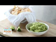 Spicy Guacamole Dip - Everyday Food with Sarah Carey (+playlist)