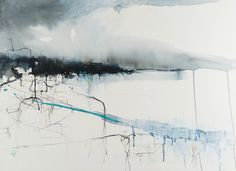Hannah Woodman abstract art painting