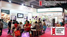 Targi Kosmetyczne Canton Beauty Expo 2014, 17 - 19 Września 2014r, Guangzhou, Chiny.