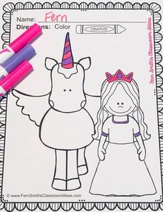 Your Students will ADORE these 86 Coloring Book Pages for Classic Stories and Fairy Tales! Add it to your plans to compliment any Classic Children Stories Unit with 44 Coloring Pages or any Fairy Ta Reading Centers, Literacy Centers, Writing Centers, Second Grade Teacher, First Grade, The Happy Prince, Fairy Tales Unit, Parent Volunteers, Coloring Book Pages