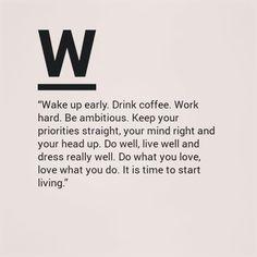 L'échappée belle — Mood  #quote #goodmorning