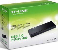 Hub USB 3.0 Extern TP-Link UH700 7 porturi uh700