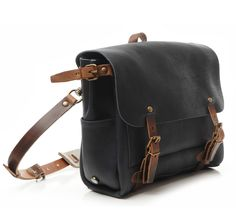 Eclair Postman Bag by Bleu de Chauffe