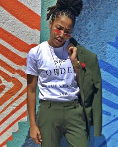 100 Most Stylish dapperQs 2019 Lesbian Outfits, Tomboy Outfits, Casual Outfits, Cute Outfits, Converse Outfits, Emo Outfits, Queer Fashion, Tomboy Fashion, Girl Fashion