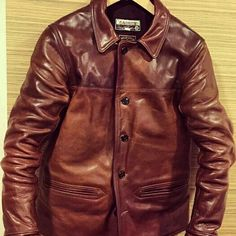 Canuck Railroad Jacket by Himel Brothers