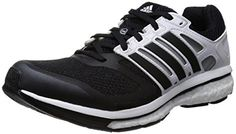 Adidas Supernova Glide 6 - Zapatillas de running para Hombre Negro, talla 43.5 - http://paracorrer.com/producto/adidas-supernova-glide-6-zapatillas-de-running-para-hombre-negro-talla-43-5/