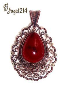 miedziana biżuteria Jaga1214