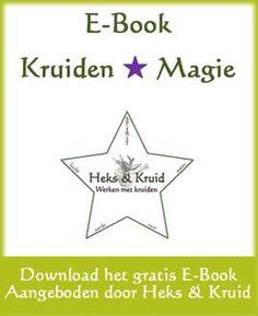 Gratis E-Book Kruiden & Magie aangeboden door Heks & Kruid (C)