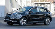 Έτοιμο το μικρό ηλεκτροκίνητο SUV της Mercedes   My Review Vehicles, Car, Automobile, Autos, Cars, Vehicle, Tools