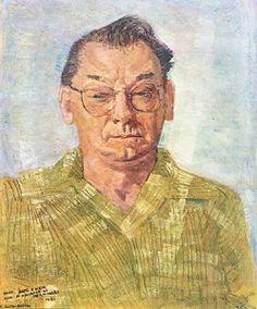Candido Portinari - Auto-Retrato - 46,3 x 38,3 cm