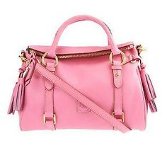 Pink Dooney And Bourke Handbags