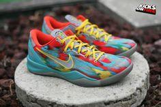 Weekend Drops: Nike Kobe 8 Venice Beach   KicksOnFire