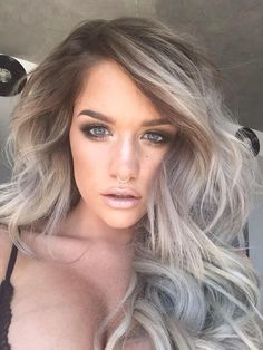 Pictures of Dark Ash Blonde Hair Color