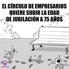 Reforma previsional... #Viñeta #Humor