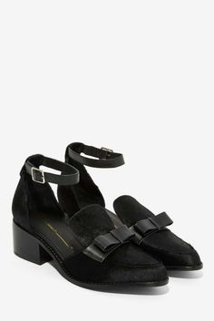 Intentionally Blank Dean Pony Hair Flat - Flats | Back In Stock | Sale: Newly Added | Back In Stock | Flats