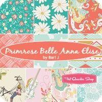 Primrose Belle Anna Elise Fat Quarter Bundle<BR>Bari J for Art Gallery Fabrics