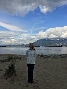 Nancy Crowley (Stonecrop Sister), Locarno Beach, Vancouver