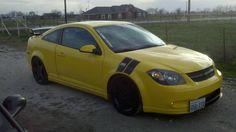 Chevrolet Cobalt Ss, Cool Cars, Dream Cars, Garage, Corner, Boat, Trucks, Album, Yellow