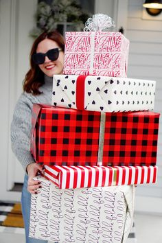 jillgg's good life (for less) | a west michigan style blog: holiday gift giving under $50 for the whole family with Kohl's! Holiday Candles, Holiday Gifts, Holiday Looks, Holiday Style, Mom Outfits, Everyday Outfits, Leopard Heels, Laid Back Style, Holiday Festival