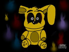 miiverse jodi | Springtrap: Come and get your Springtrap Plushie right here!! *smiles*