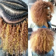 Crochet Braid Styles on Pinterest Crochet Braids, Memphis and Kinky ...