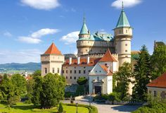 Bojnice Castle, Bojnice
