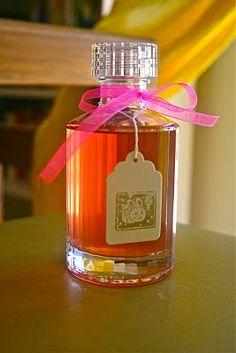How to Make a Rose Liqueur