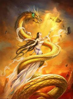 Mythical Creatures Art, Magical Creatures, Fantasy Creatures, Dragon Images, Dragon Pictures, Fantasy Art Women, Beautiful Fantasy Art, Dragon Energy, Dragon Horse