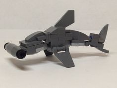 LEGO Ideas - Hammerhead Shark