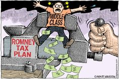 Romney Tax Plan and Middle Class