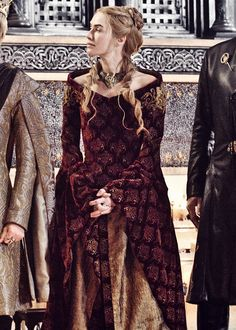 """ Lena Headey as Cersei Lannister in Game of Thrones (TV Series) """