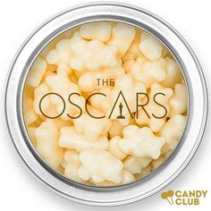 And the winner for best tasting candy is...  #CandyClub #Oscars