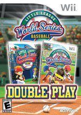 Little League World Series Baseball Double Play Wii