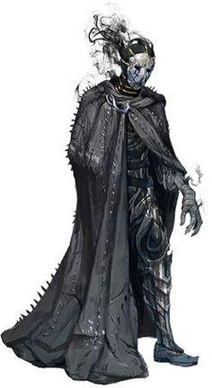 D&D - Feiticeiro ~ Dungeons & Dragons Fantasy Character Design, Character Design Inspiration, Character Concept, Character Art, Concept Art, Dark Fantasy Art, Fantasy Armor, Medieval Fantasy, Space Fantasy