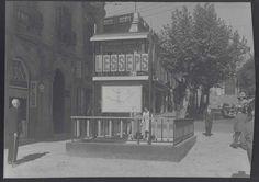 L'estació de metro de Lesseps va entrar en servei el 30 de desembre de1924 com a final de trajecte del primer tram del Gran Metro de Barcelona. En aquell moment l'estació de Lesseps era l'úni…
