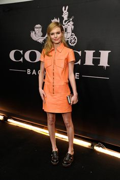 Kate Bosworth  - Coach Backstage Rodeo Drive