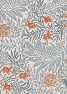 Wallpaper William Morris 20212556