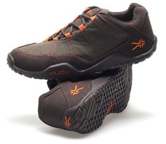 Kuru Footwear shoes - cured my plantar fasciitis and make me look quite stylish to boot.