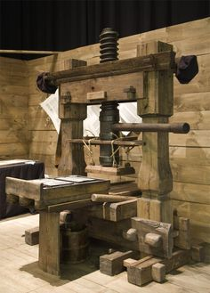 Gutenberg replica    The Passages Press appears again!