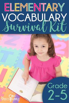 Teaching vocabulary can be essential to helping our students.  It can also be a pain! This kits gives you everything you need to help you, help your students.  The research based vocabulary words and Word Mapping strategy go together perfectly.  Check out the post and watch the included video to see it all!