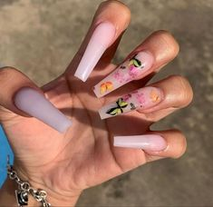 Barbie, Nails, Beauty, Finger Nails, Ongles, Nail, Cosmetology, Sns Nails, Barbie Doll