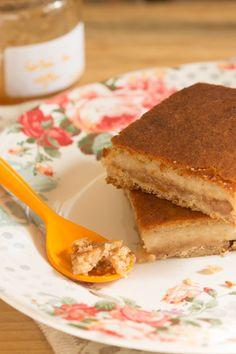 Gâteau sans gluten à l'amande et purée de fruits (testé et approuvé)