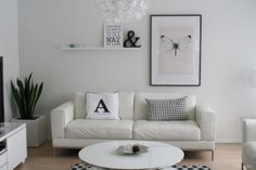 Elämän eliksiiri-blog, living room
