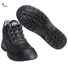 Mascot F0010-921-09-1048 Greenhorn Chaussure de sécurité 10cm/48 Noir - Chaussures mascot (*Partner-Link)