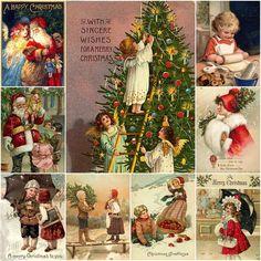 старые новогодние открытки: 23 тыс изображений найдено в Яндекс.Картинках