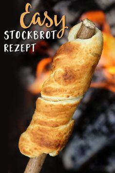 Unbedingt mal ausprobieren! Hier das Rezept für leckeren Stockbrot-Teig. (Foto: iStock)