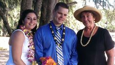 Stephanie and Michael had a vow renewal 10/4
