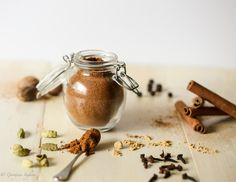 How to Make Your Own Pumpkin Pie Spice Best Pumpkin, Pumpkin Pie Spice, Make Your Own, Make It Yourself, Pumpkin Recipes, Coffee Shop, Frosting, Latte, Spices
